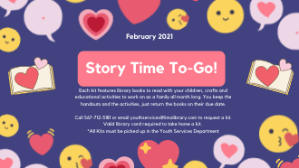 Story Time To-Go!