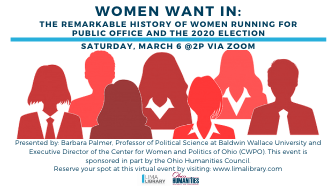 Women Want In
